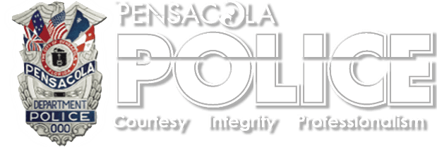 Pensacola Police Department Logo