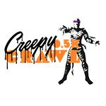 creepy crawl 0.5k logo