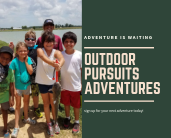 Outdoor Pursuits news flash
