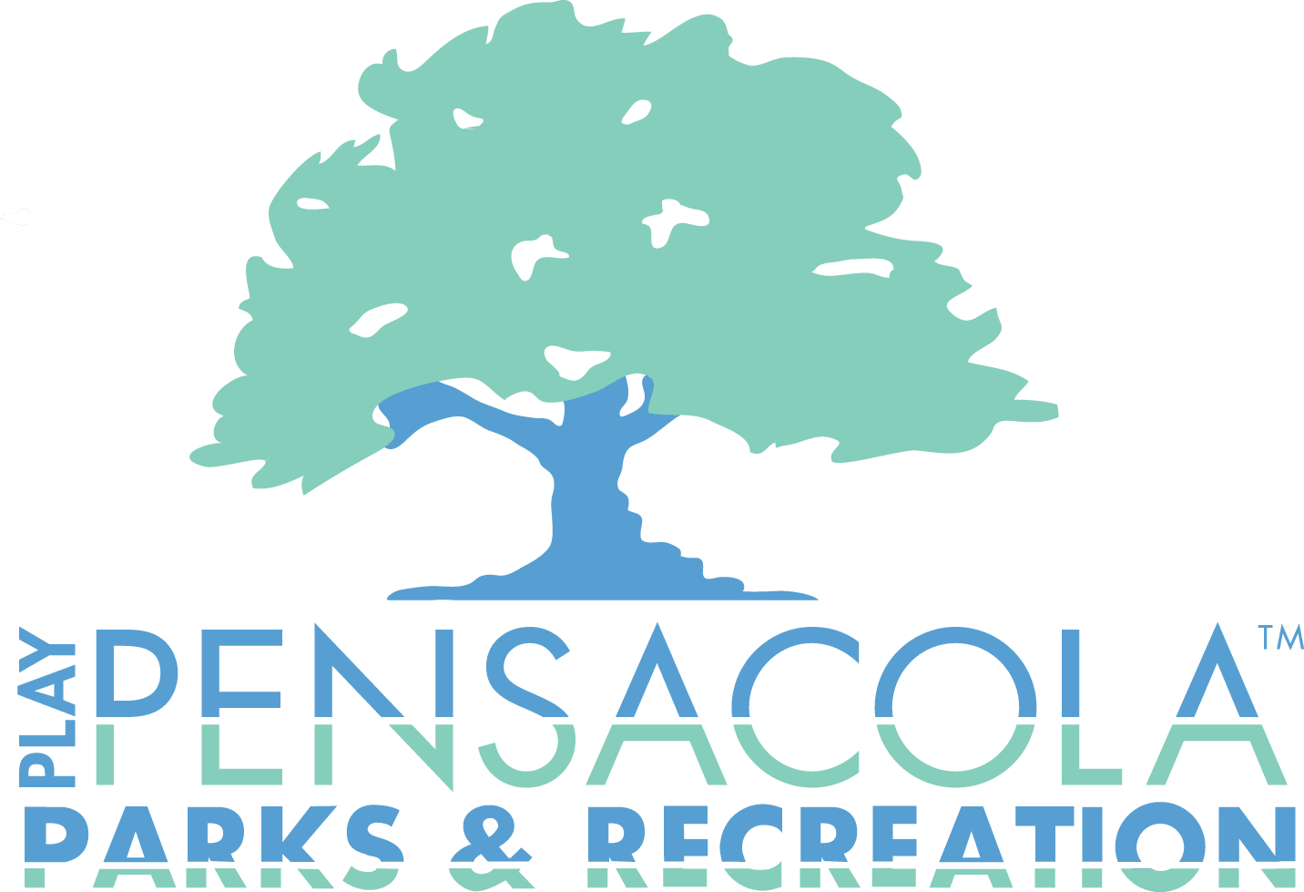 Play Pensacola Parks and Recreation Logo