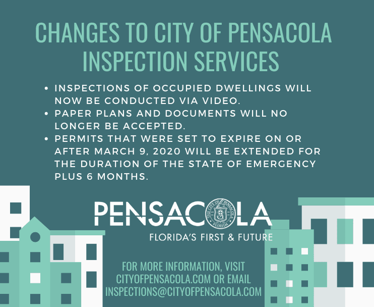 Inspection changes