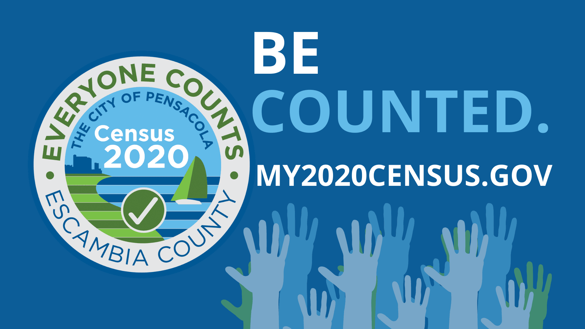 Be counted: 2020 census