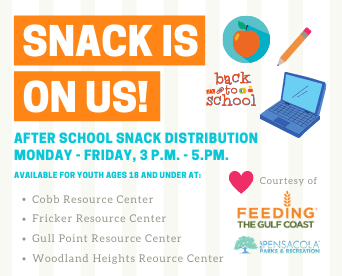 After School Snack Distribution