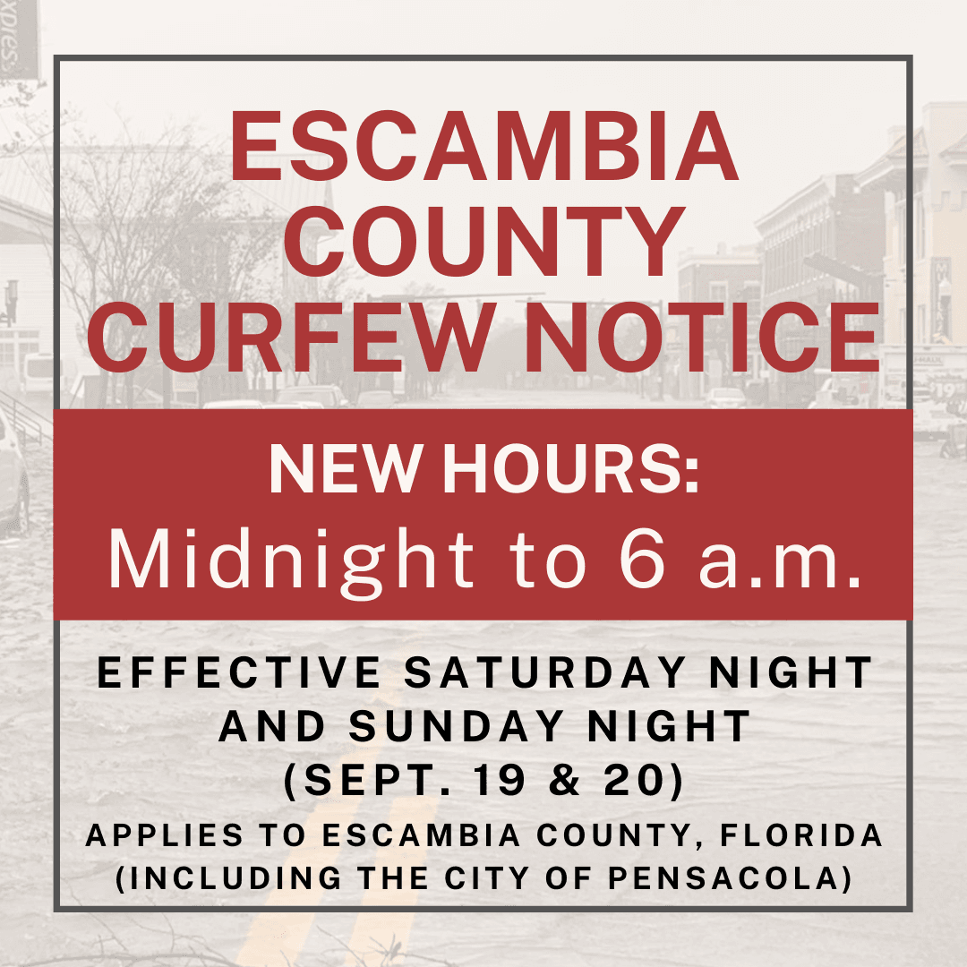 New curfew hours