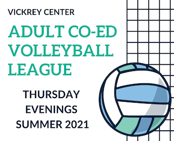 Vickrey Adult Co-Ed Volleyball