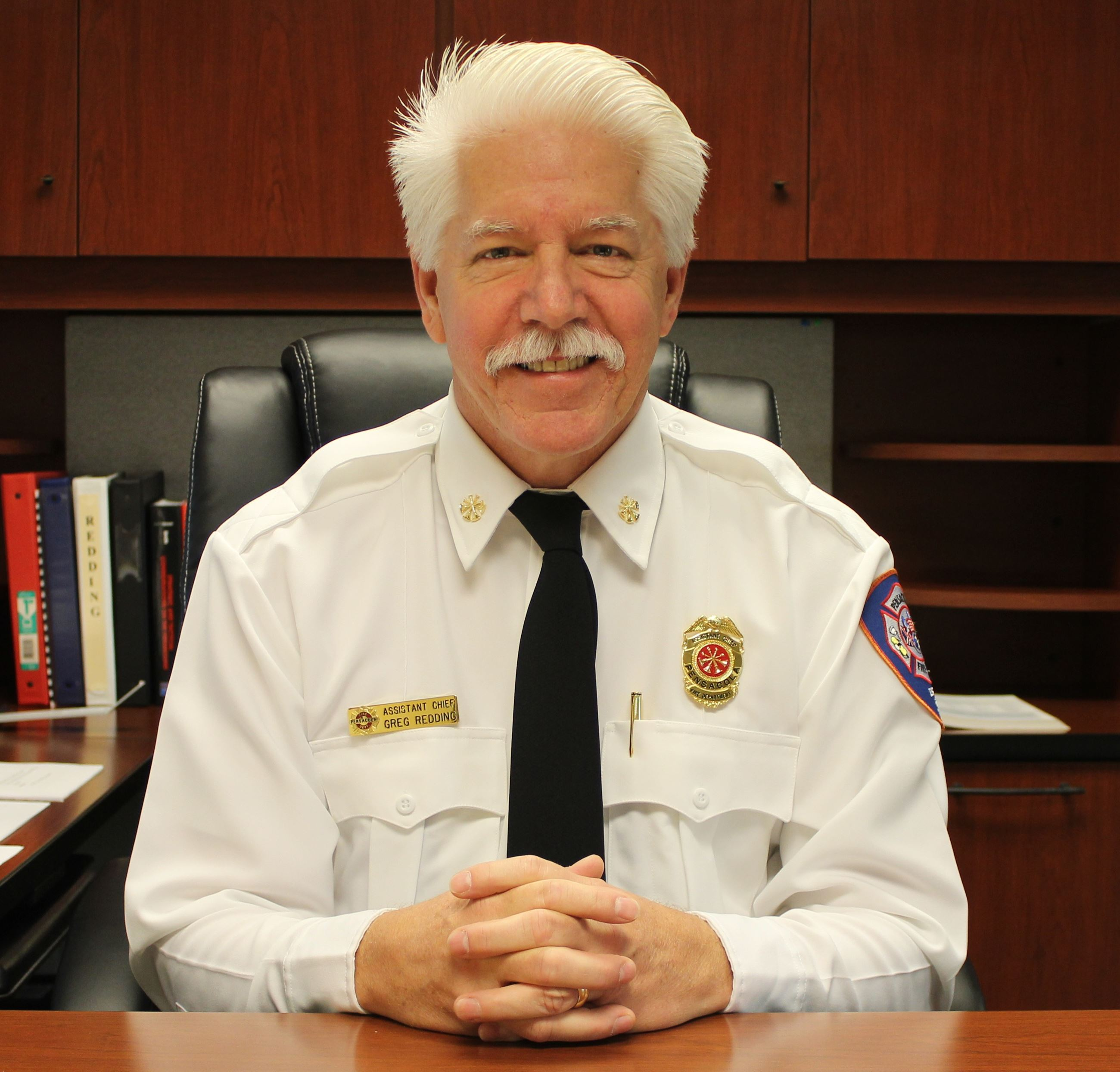 Assistant Chief Redding