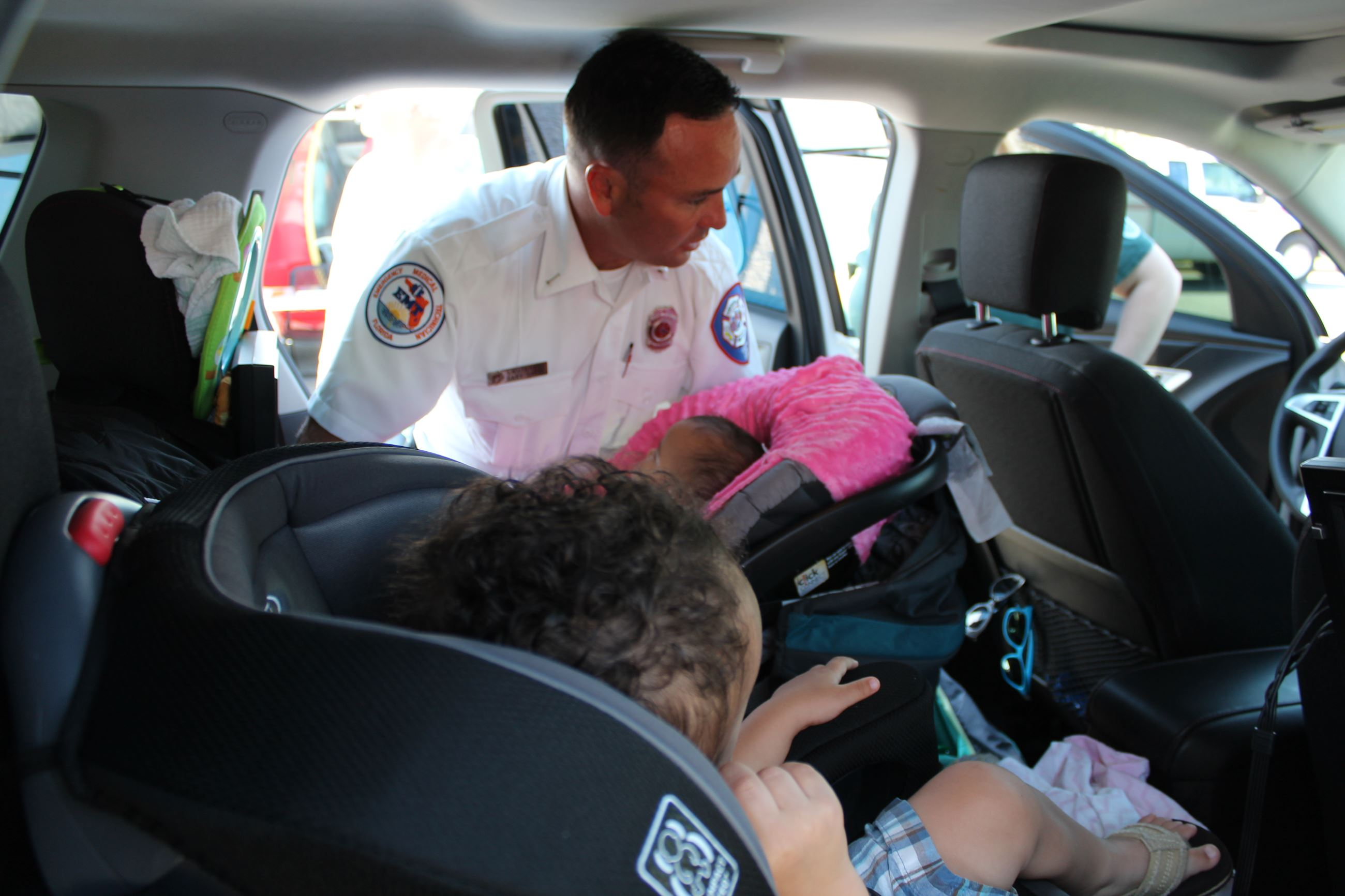 Car Seat Rodeo Cordova Mall May 11 2016