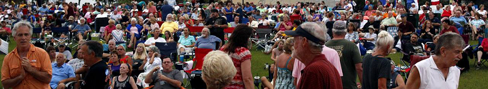 Blues on the Bay Concert