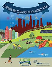 2018 Park and Recreation Month Activity Booklet thumb